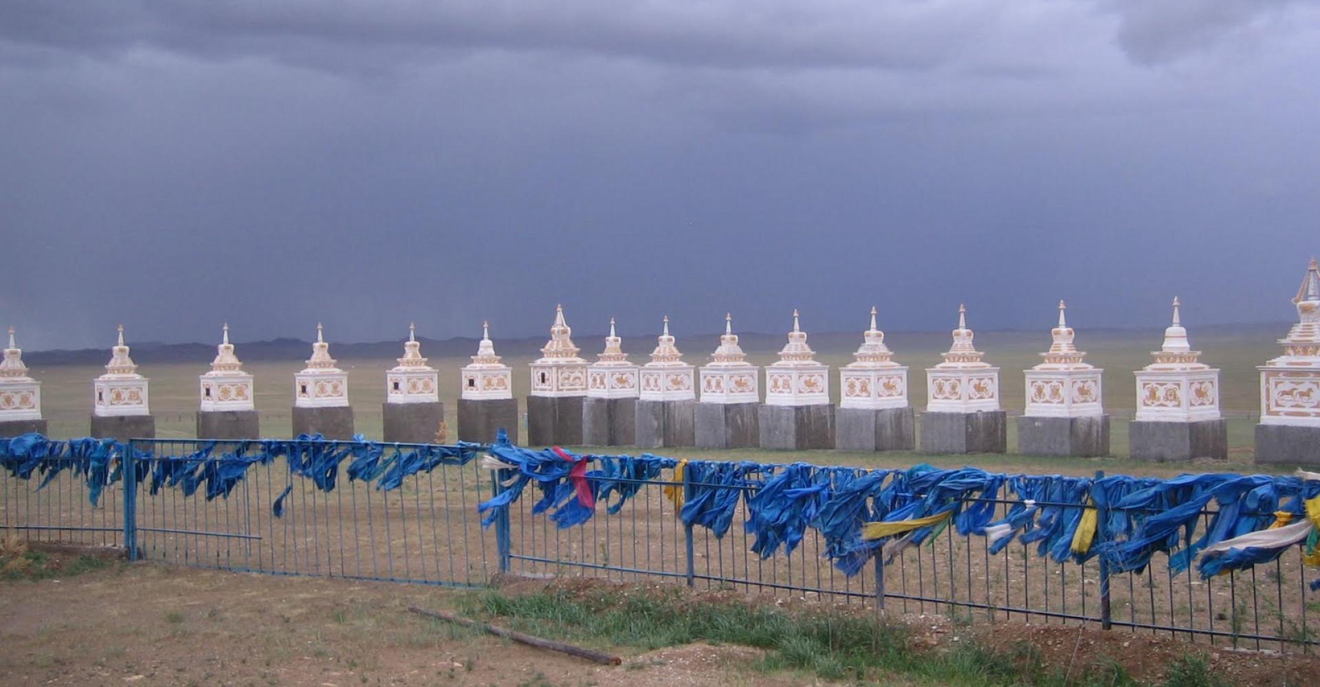 Erdenemandal Monastery