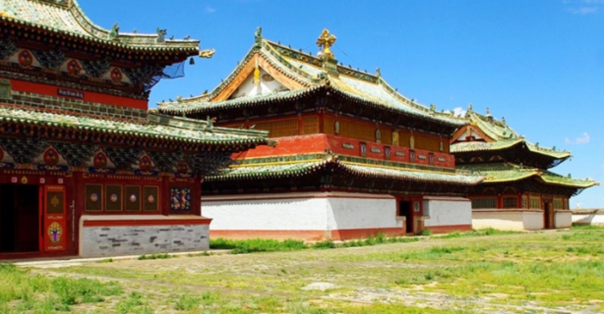 Danrag Danjalan Monastery