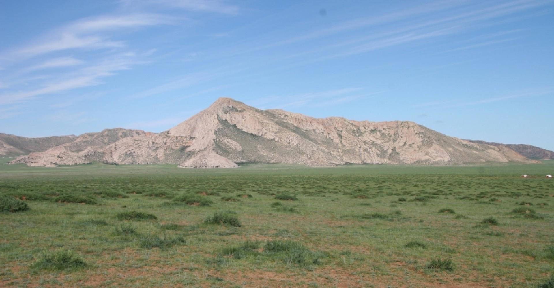 Zorgol Khairkhan Mountain