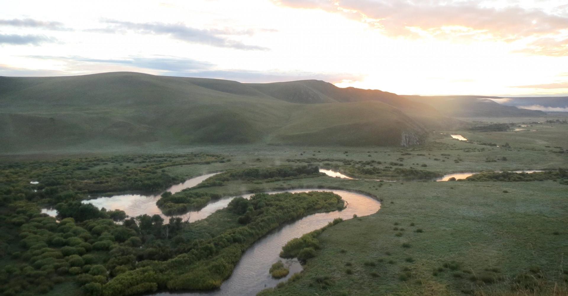 Khalkh River