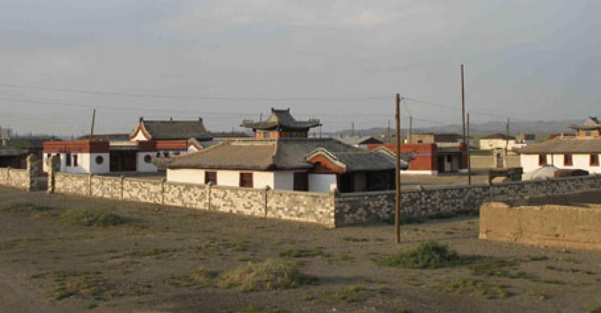 Sangiin Dalai Monastery