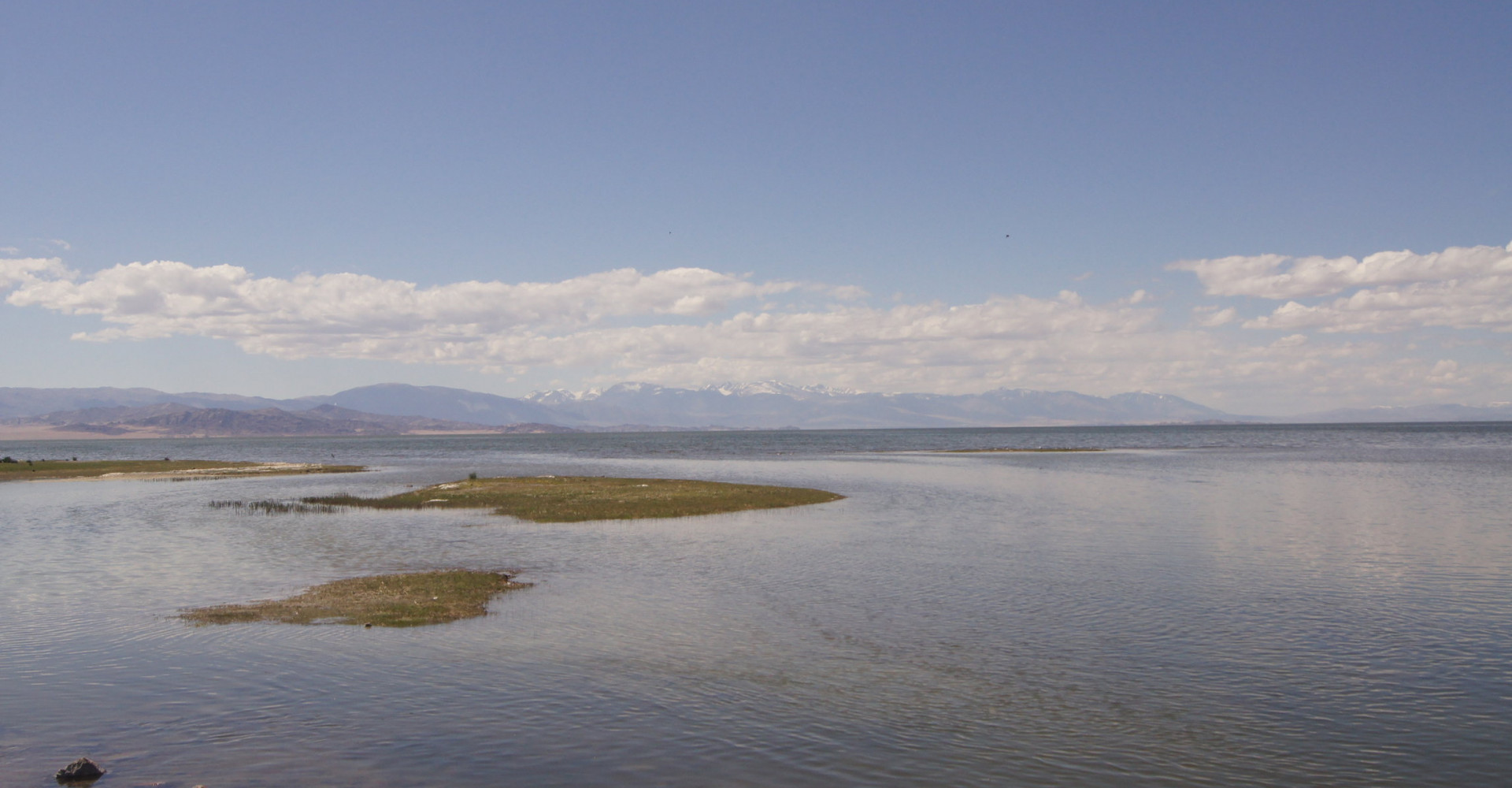 Devliin Aral (Island) National Reserve