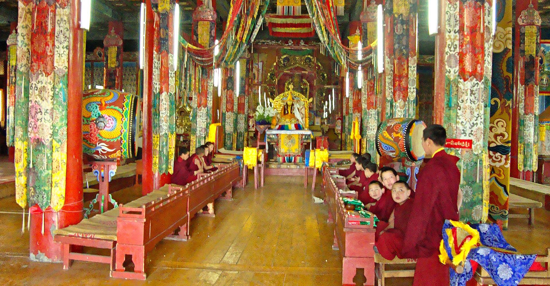 Dashpeljeelen Monastery