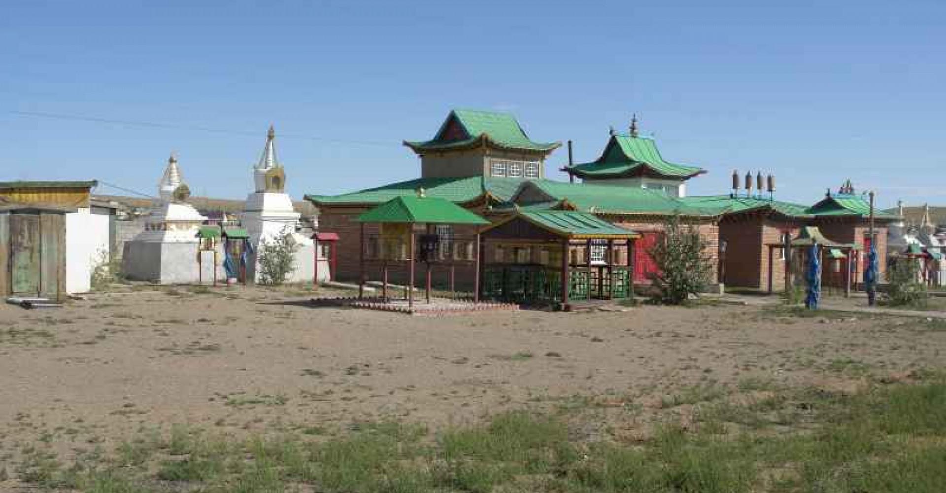 Dashgimpeliin Monastery