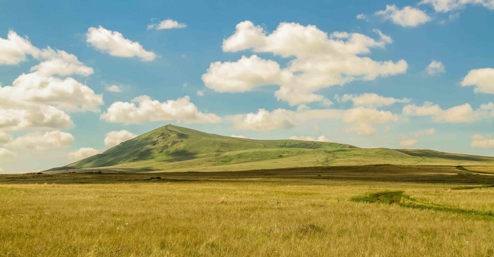 Shiliin Bogd Mountain