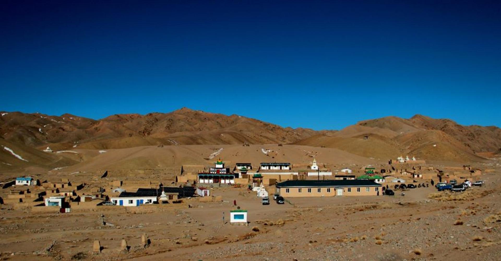 Amarbuyant Monastery