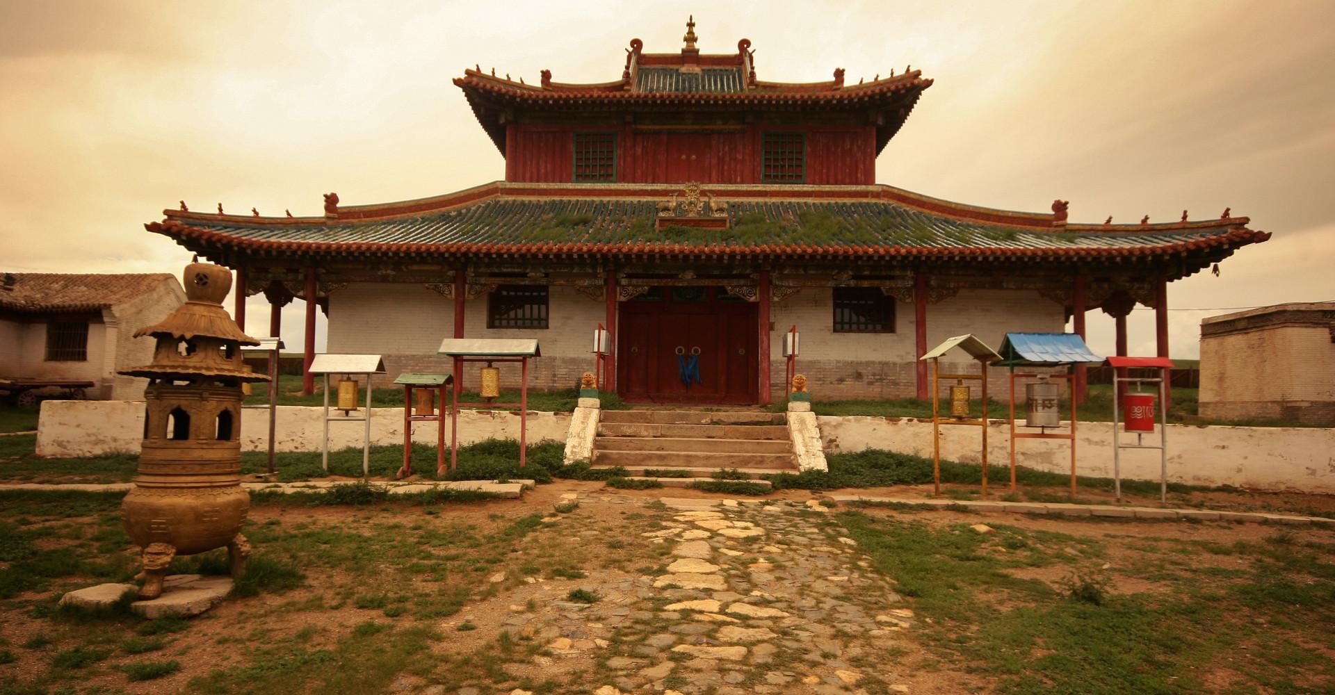 Dashchoinkhorlon Monastery