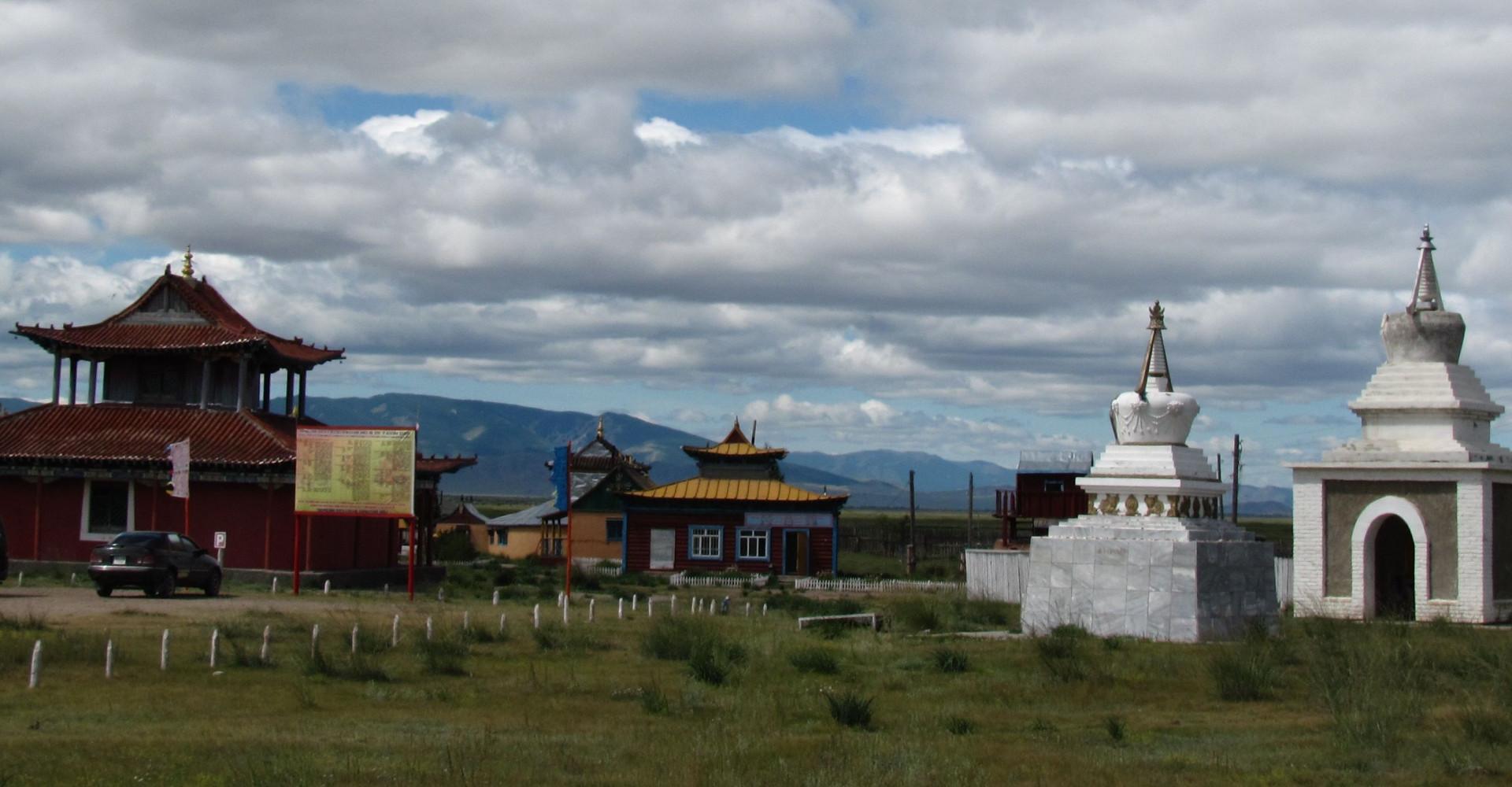 Gandandarjaalin monastery