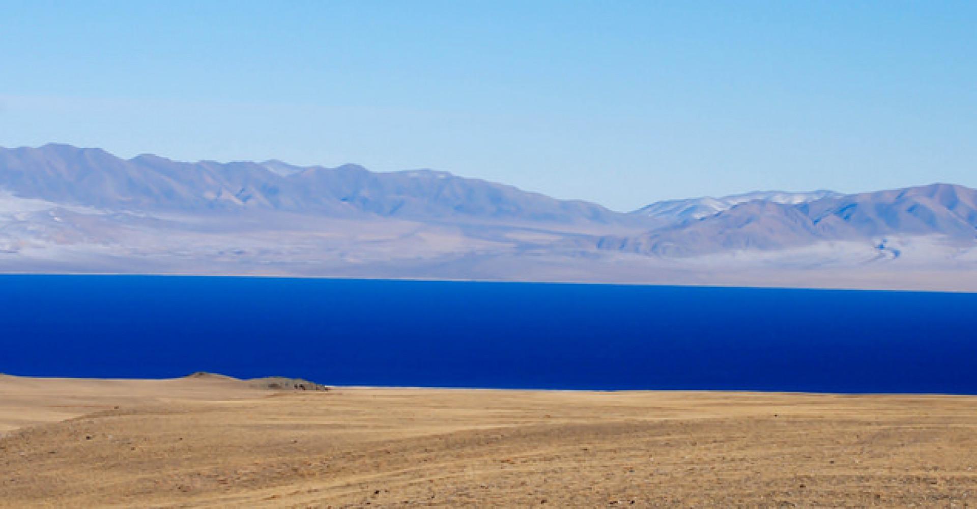 Uureg lake
