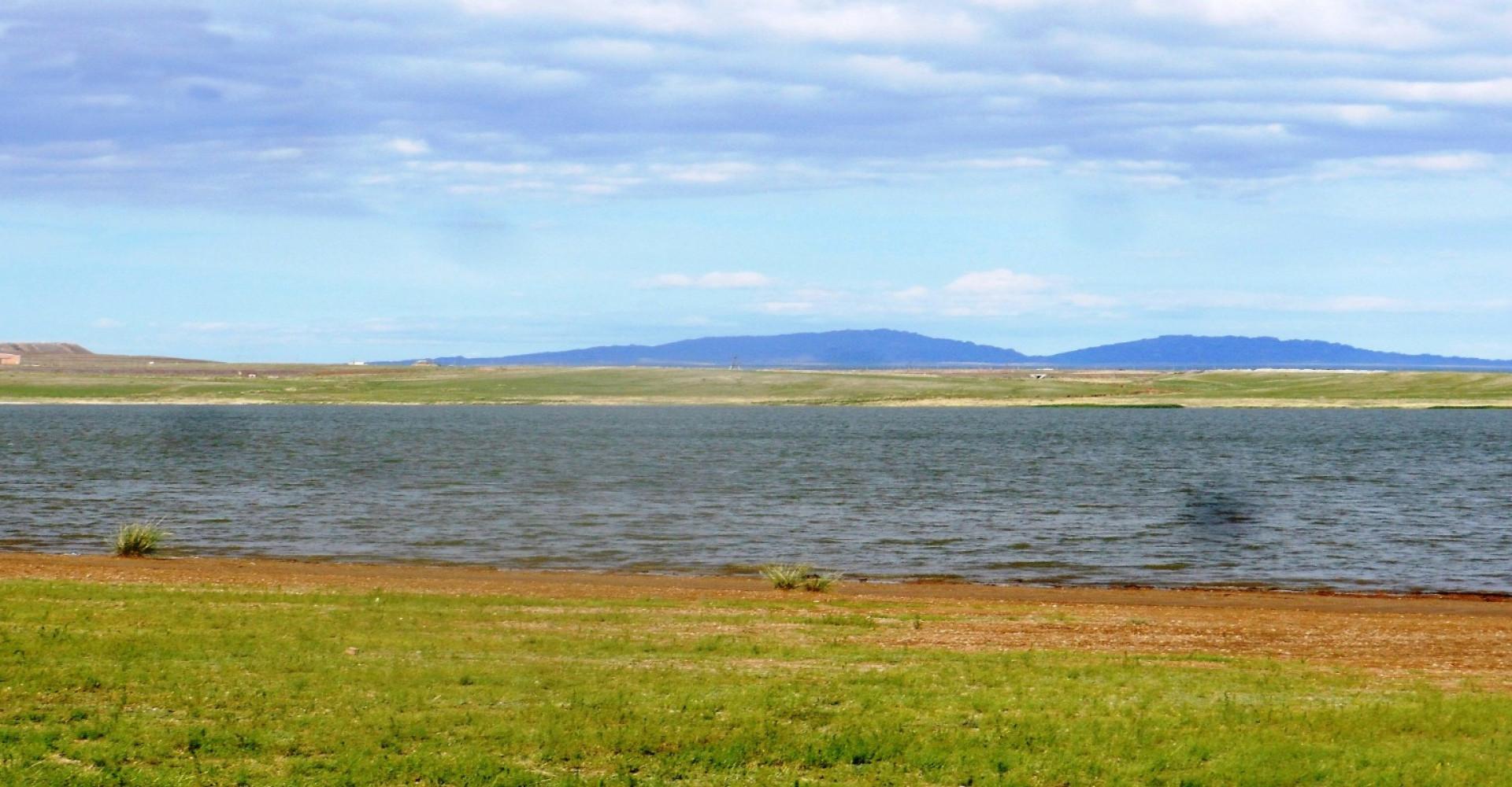 Khayalga Lake