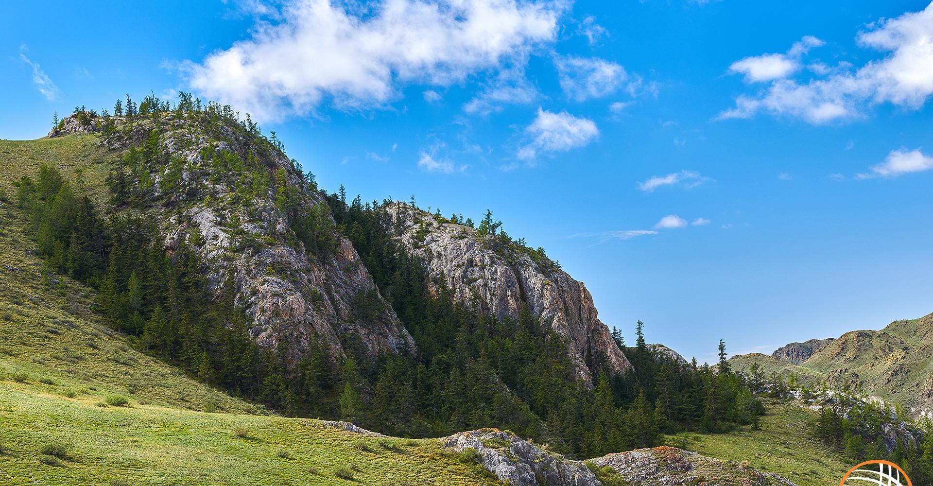 Mungut Tsakhir mountain