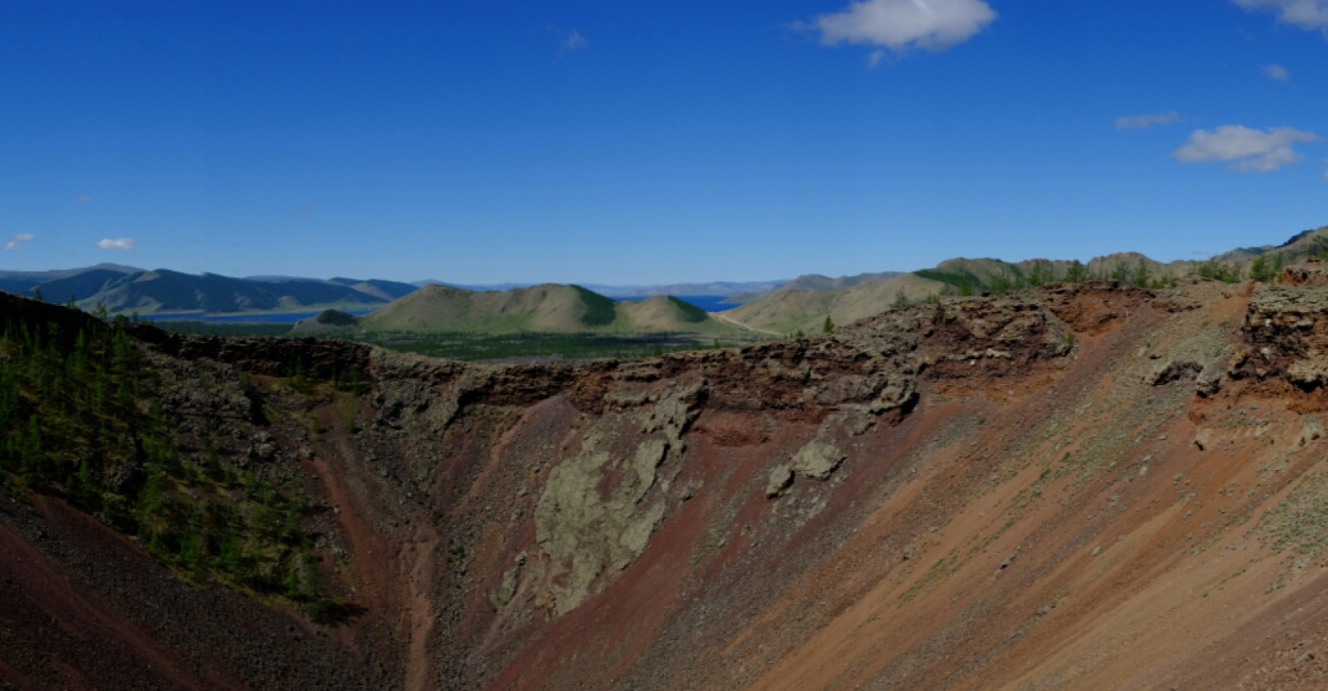 Khorgo Crater