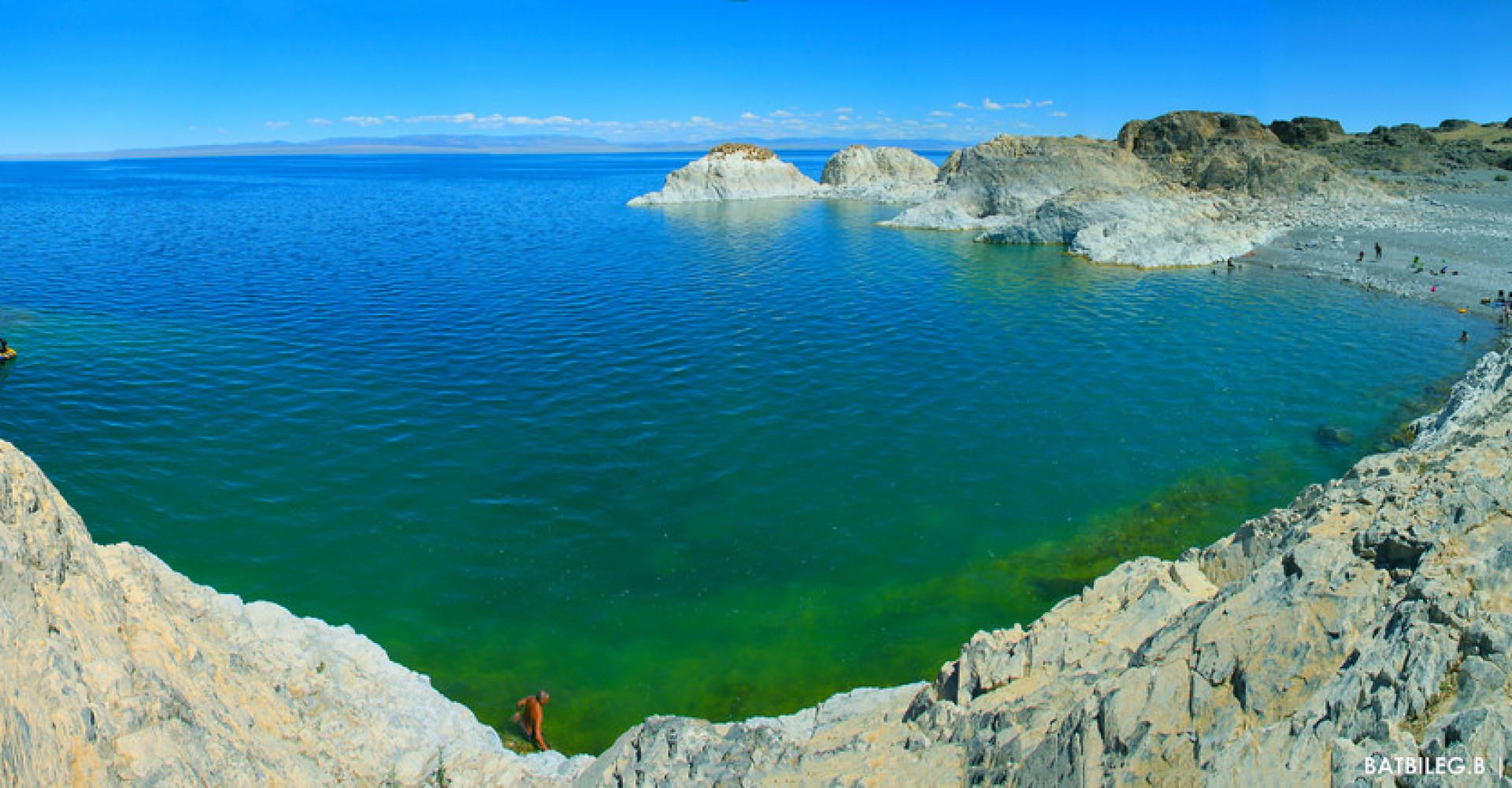 Khyargas Lake Natural Park