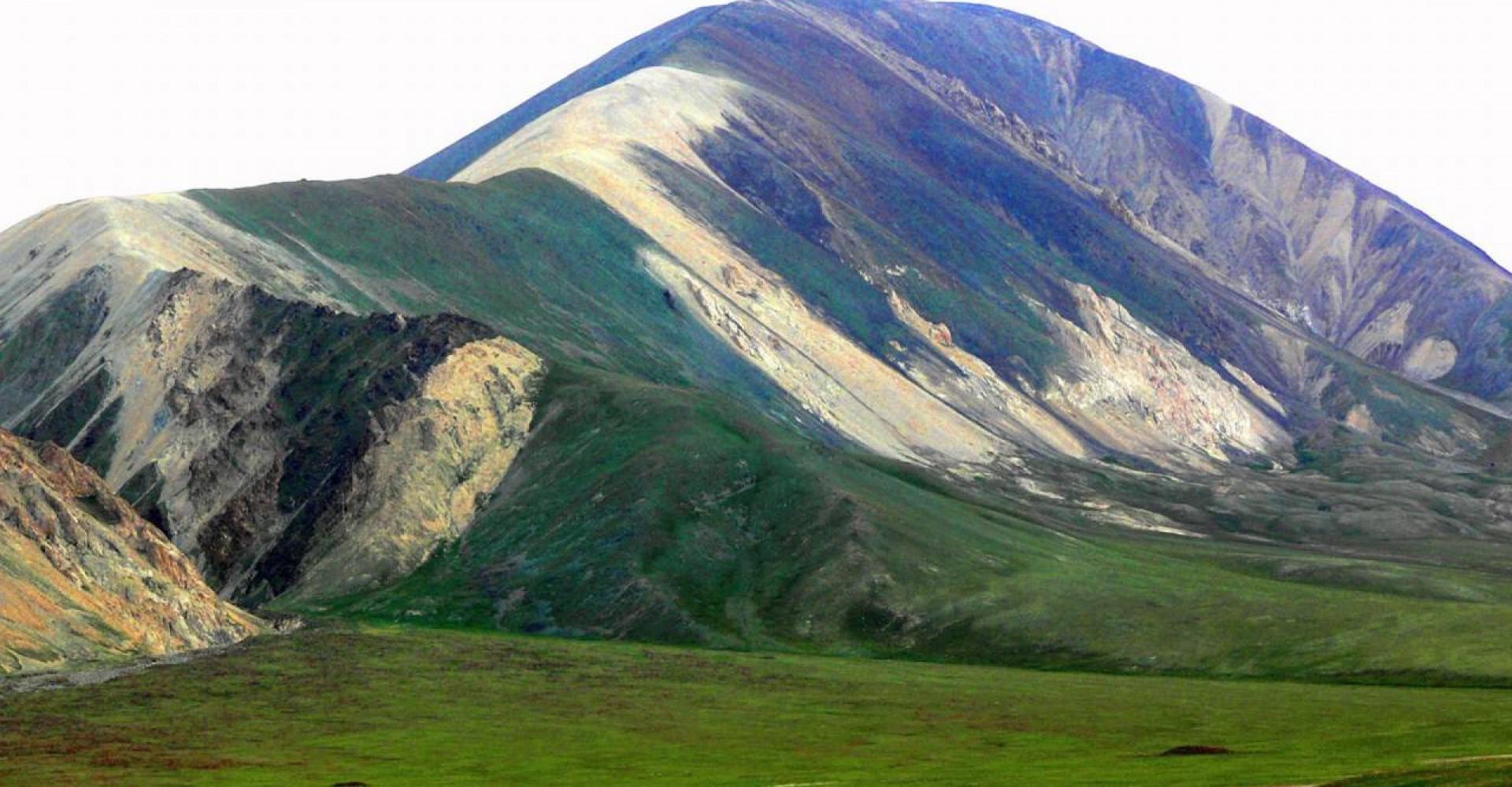 Alag Khairkhan mountain