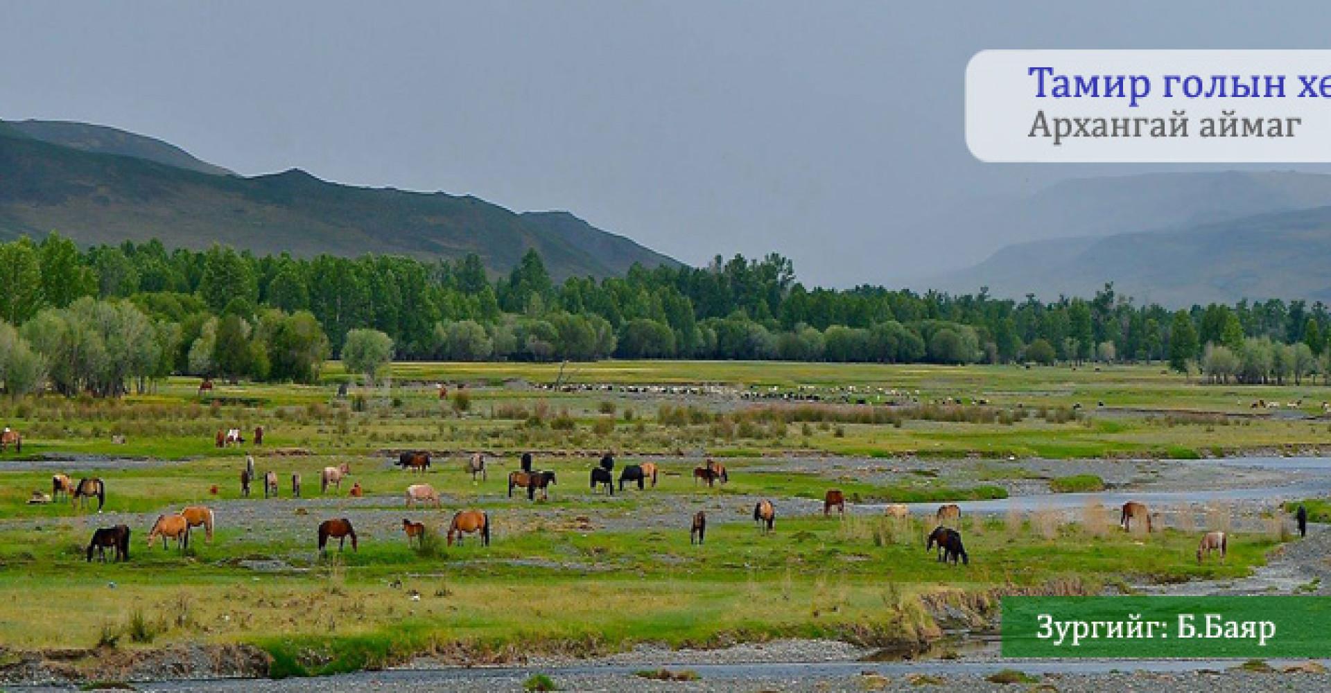 Tamir River